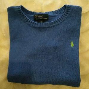 Ralph Lauren Polo sweater size 4